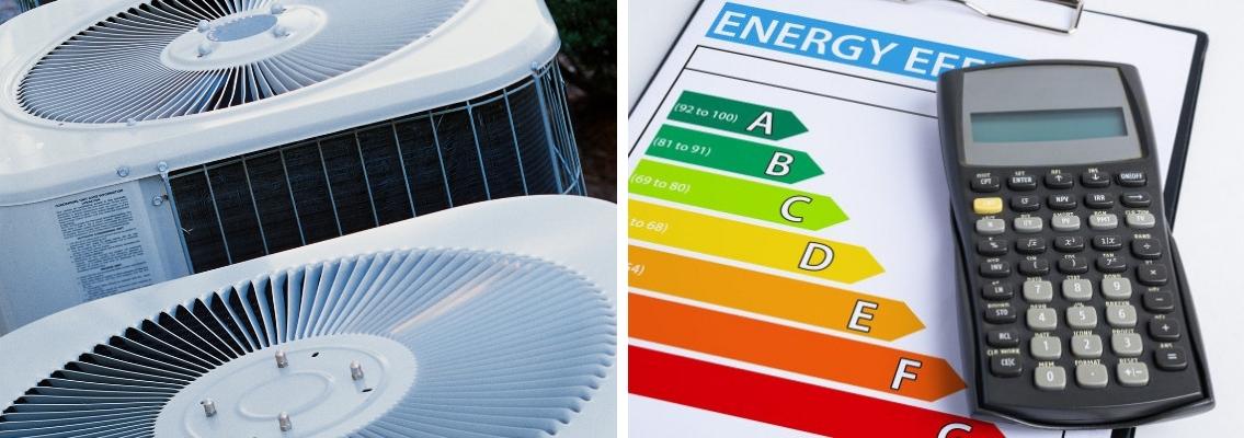 a la hora de comprar un aire acondicionado la eficiencia es muy importante