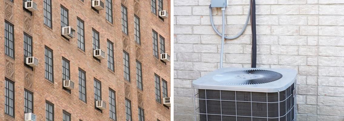 solucionar las averías del aire acondicionado