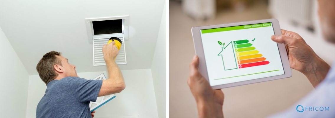 la importancia de la eficiencia de los aparatos de climatizacion en una vivienda